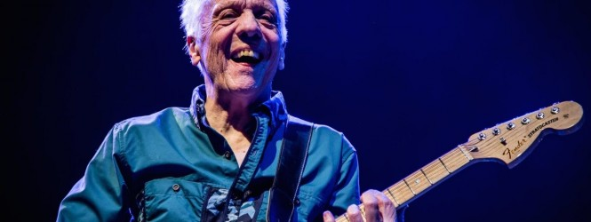 Robin Trower found a new way with Where You Are Going To