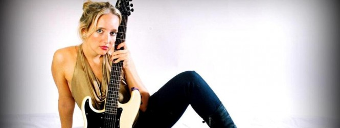 Vanesa Harbek Is The Girl With The Blues