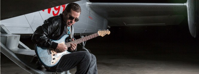 "Albert Castiglia takes out the ""Big Dog"""