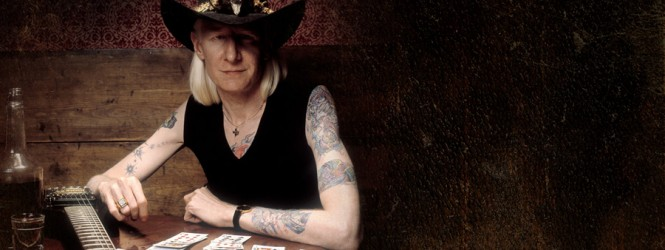 Johnny Winters Collection On Auction