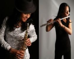 """Joyce Spencer Presents Jazz of """"Many Colors"""""""
