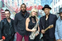 "Mindi Abair goes wild with her new album ""Mindi Abair and The Boneshakers Live in Seattle"""