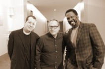 "Jeff Lorber, Everett Harp and Chuck Loeb doing some ""More Serious business"""