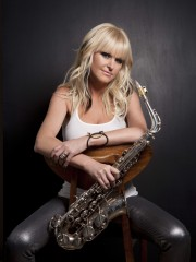 Mindi Abair and The Boneshakers will shake the Steel City Jazz Festival