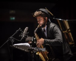 Logan Richardson makes a Shift with his new album