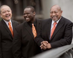 Kenny Barron Trio offers the album Book of Intuition