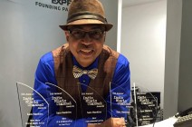 Sam Hankins was the star at The Indie Music Channel Awards