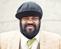 "Gregory Porter goes a step ahead with ""Take me to the Alley"""