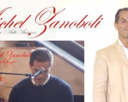 "Michel Zanoboli will touch your heart ""Me And You Together"""