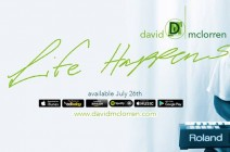 "David McLorren brings reality closer with ""Life Happens"""