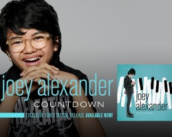 "Joey Alexander brings his second album ""Countdown"""