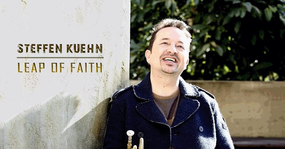 "Steffen Kuehn goes far with ""Leap Of Faith"""