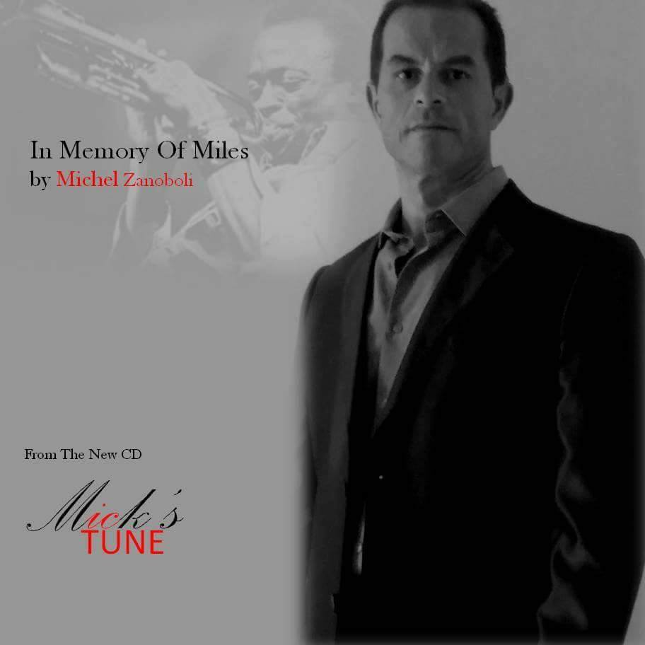 "Michel Zanoboli shows his gratitude with ""In Memory Of Miles"""