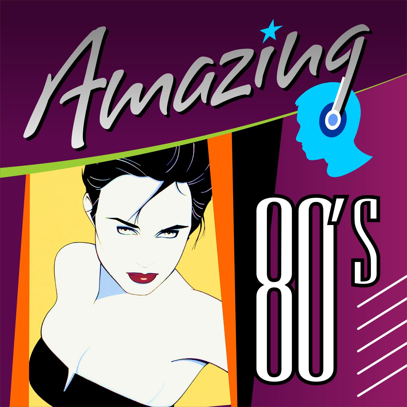 Amazing 80's Logo