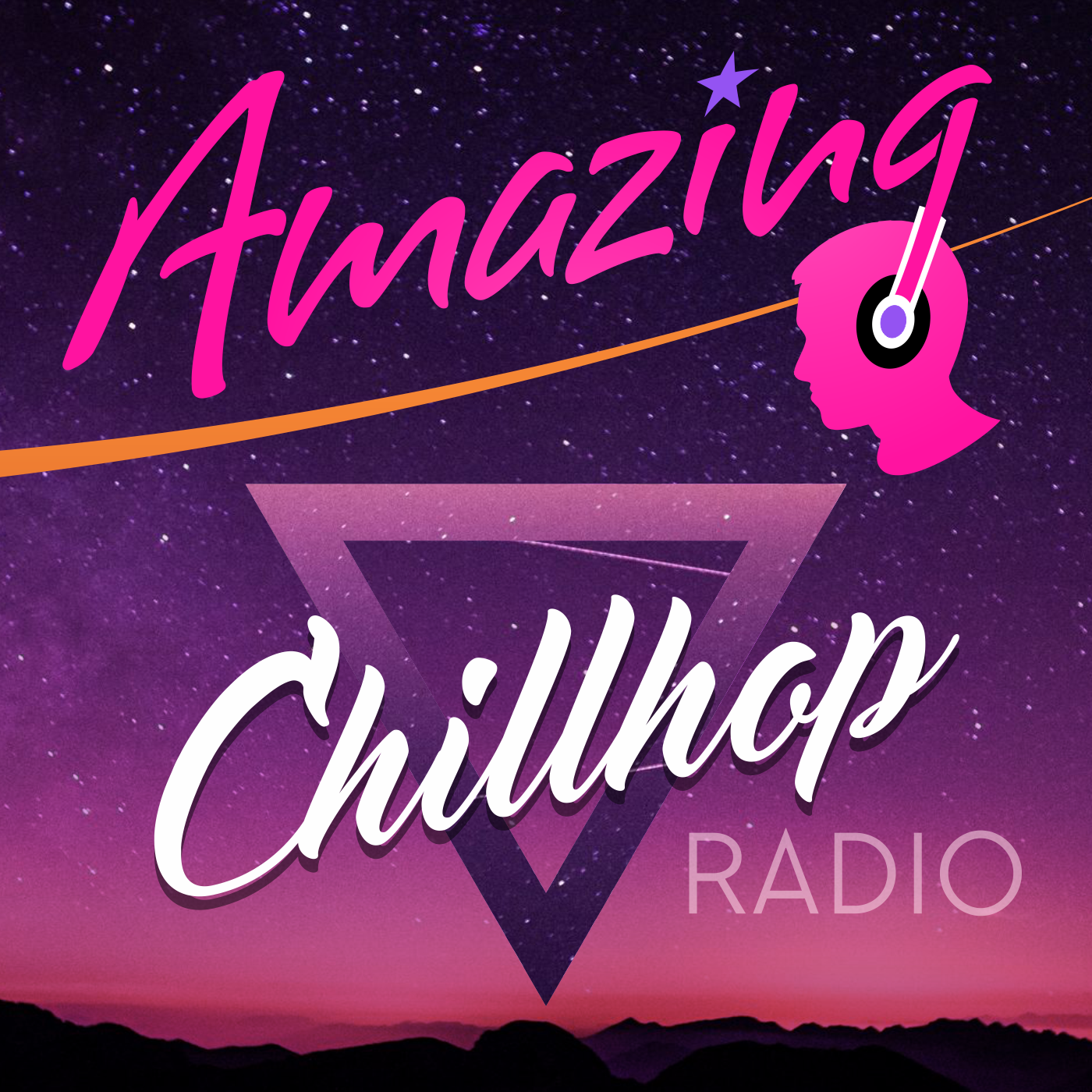 Amazing Chillhop Logo