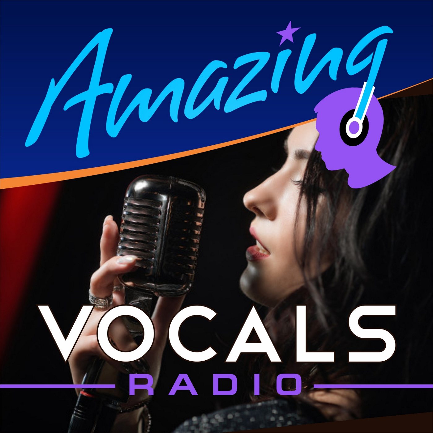 Amazing Vocals Logo
